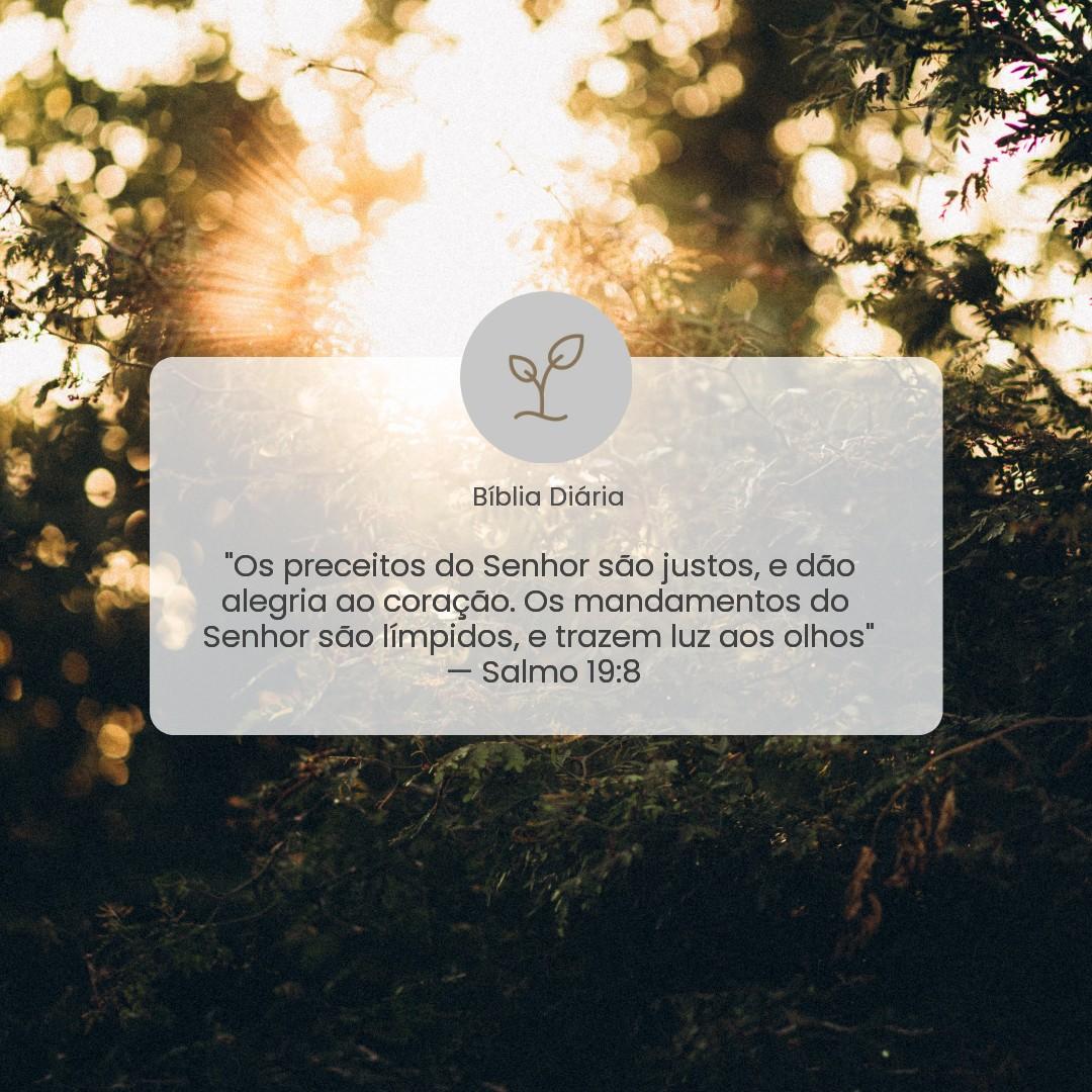 Salmo 19:8