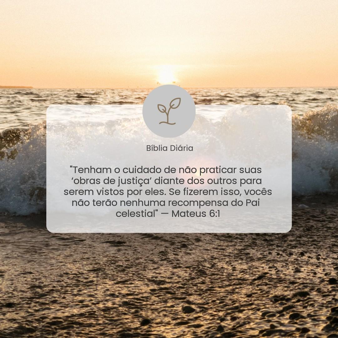 Mateus 6:1